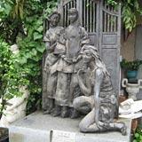 民俗雕塑模具