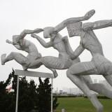 广场雕塑06