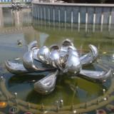 广场雕塑04