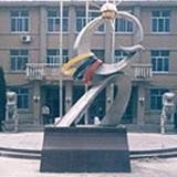 广场雕塑08