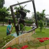 人物雕塑07