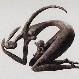 民俗雕塑09