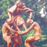民俗雕塑04