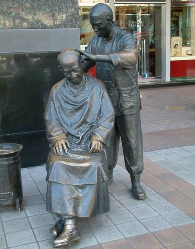 民俗雕塑13