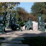 民俗雕塑11