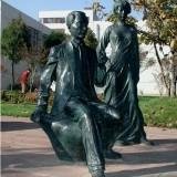 民俗雕塑10