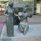 民俗雕塑14