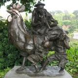 民俗雕塑16